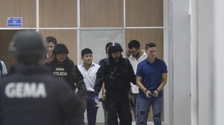 Centro de rehabilitación del Guayas recibió a Iván Espinel.
