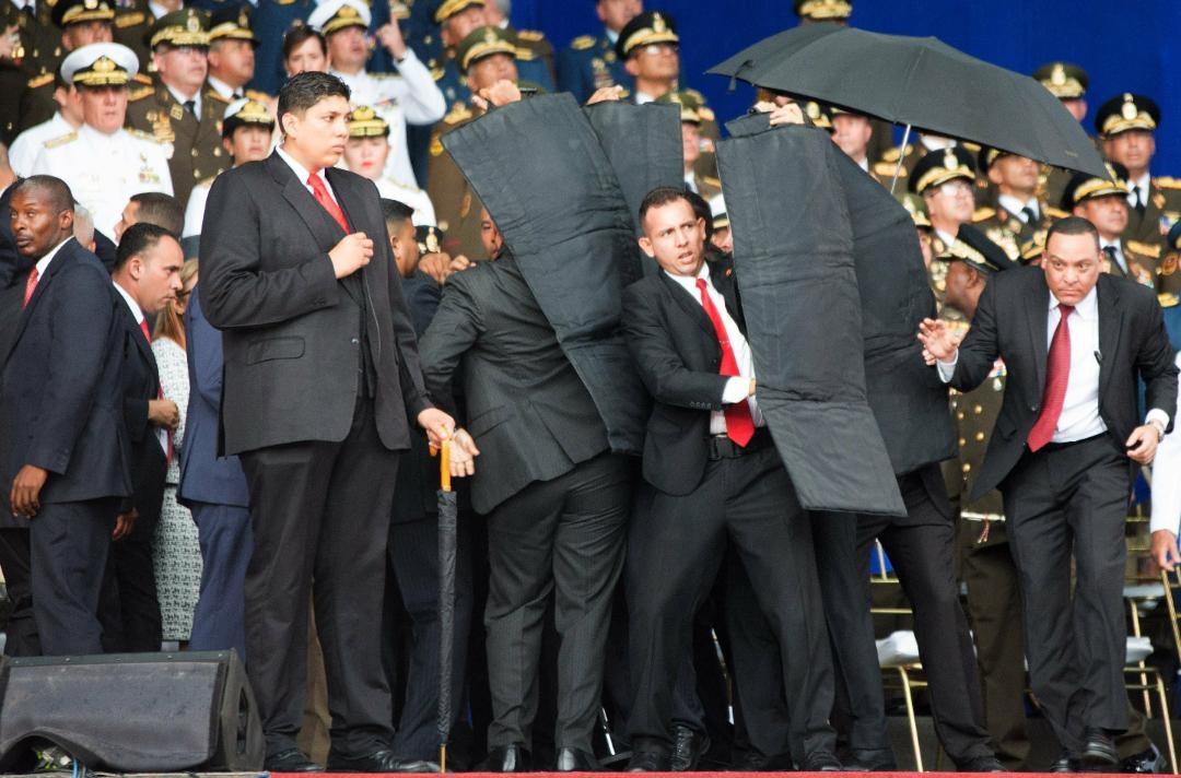 Tres embajadas en la mira tras ataque a Nicolás Maduro.