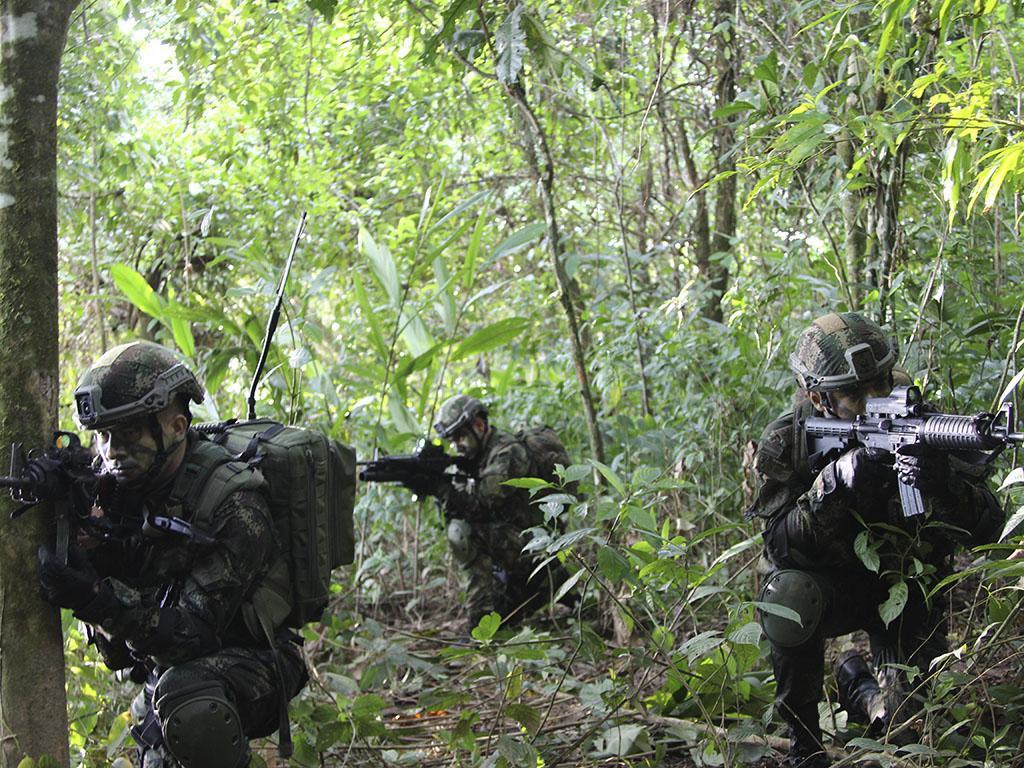 """Militares detenidos tendrían vínculos con """"Guacho""""."""