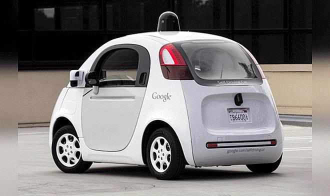 Google lanzará vehículos comerciales sin conductor.