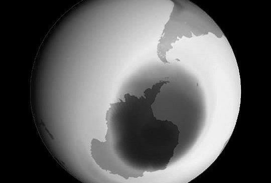 ESTUDIOS ESTIMAN EL PORCENTAJE DE REGENERACIÓN DE LA CAPA DE OZONO.