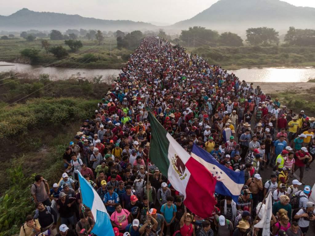 CRISIS HUMANITARIA NO CESA EN MÉXICO Y EE. UU. EN ALERTA.