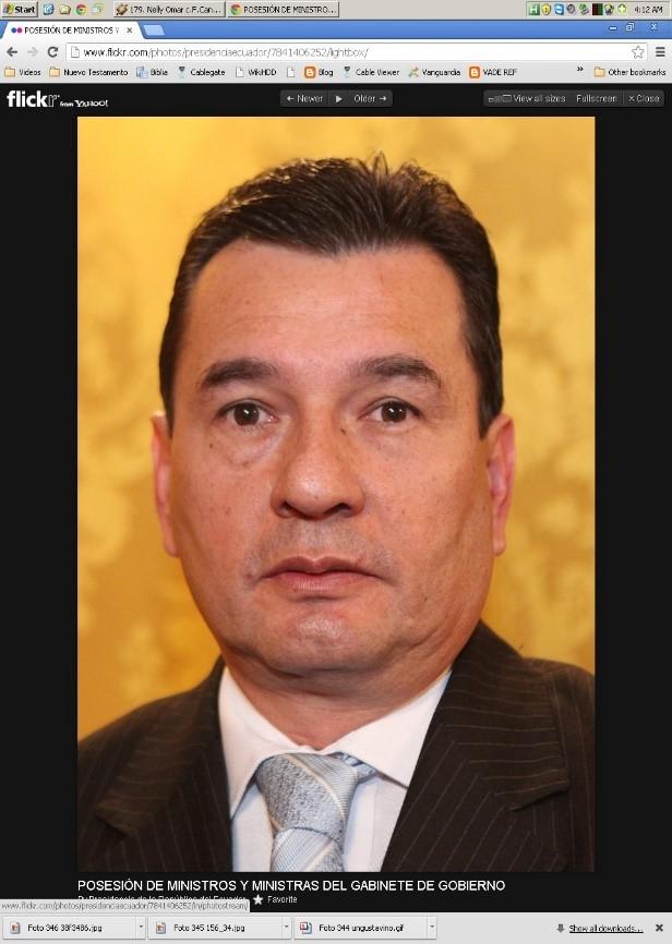 Nuevos cargos para Pablo Romero