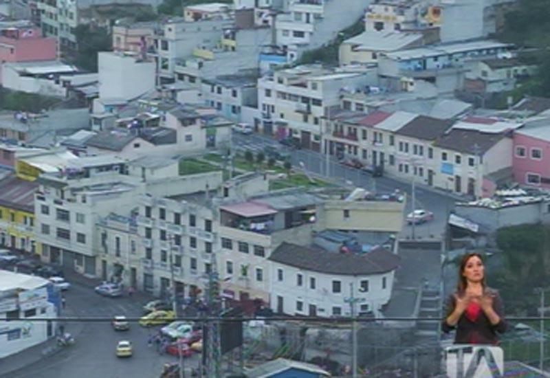 San Roque es considerado uno de los barrios más peligrosos de Quito.