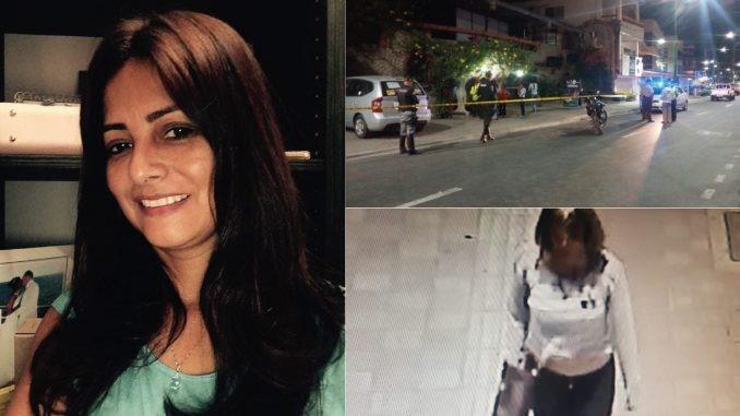 Mujer detenida por asesinato de su madre en Manta.