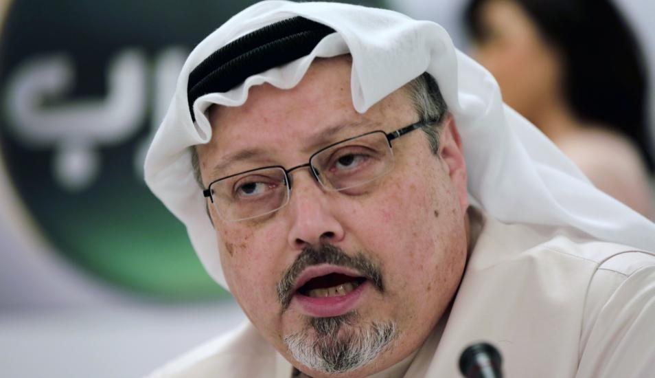Revelan últimas palabras de Khashoggi antes de ser asesinado.
