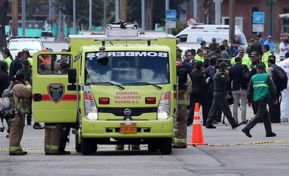 Atentado en Colombia deja víctimas Mortales.