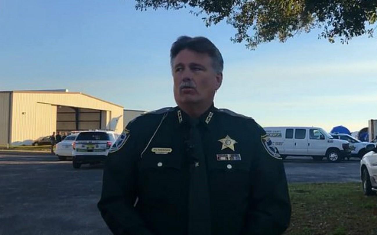 Hombre muere decapitado en Florida.