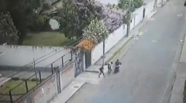Habitantes del valle de Los Chillos piden a las autoridades más seguridad debido a robos frecuentes.