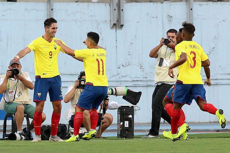 Ecuador sub-20 disputa hoy su clasificación al mundial de Polonia 2019.