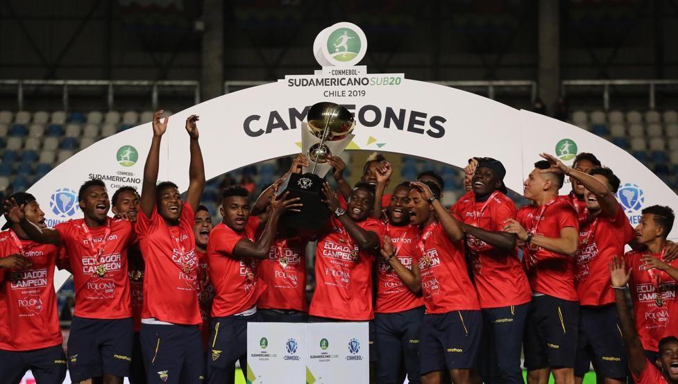 ¿El primer título sudamericano del Ecuador será un empuje para la selección de mayores?