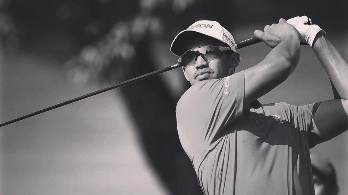 El golf esta luto tras el fallecimiento repentino de Arie Irawan.