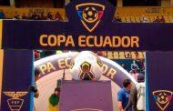 Copa Ecuador: Dieciseisavos de final comenzaron y dejaron varias sorpresas.