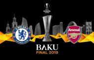 Todo listo en Baku para la primera final inglesa.