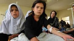 """La educación en Afganistán se encuentra bajo """"fuego"""""""