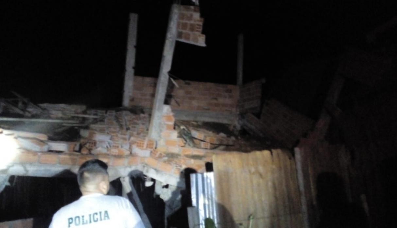 Provincias de Ecuador sufren daños tras terremoto en Perú