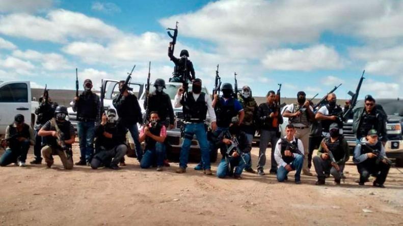 Cuatro ecuatorianos en manos de los Zetas