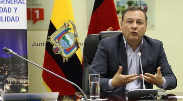 ECU 911 tiene nuevo Director General.