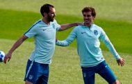 Atlético de Madrid ya piensa en su renovación, tras la salida de dos de sus figuras.