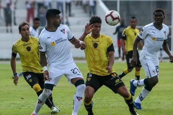 Liga Pro-Ecuador: Una vez completada la fecha 15 se suspende el torneo por Copa América.