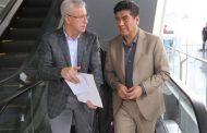 Seguridad y movilidad, claves en el segundo mes de Jorge Yunda