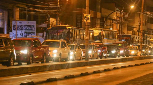 En Quito se viaja a 13 km/h en hora pico