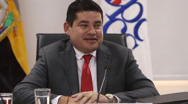 La Asamblea inicia el trámite del juicio político a Tuárez y otros 3 integrantes del Cpccs
