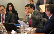Escolta legislativa resguarda a Martínez ante reclamos de los jubilados del sector público