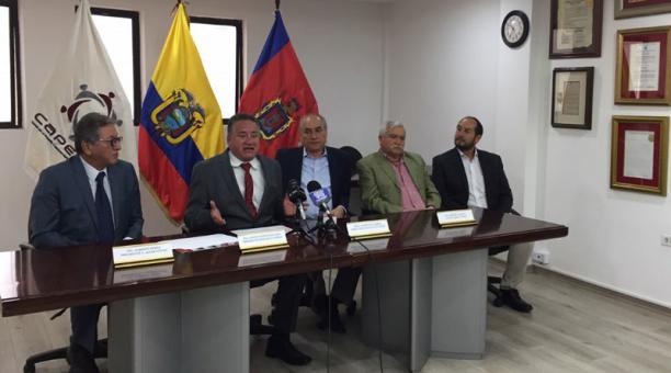 Hoy no circula en Quito generará una afectación de USD 304 millones, según la Capeipi