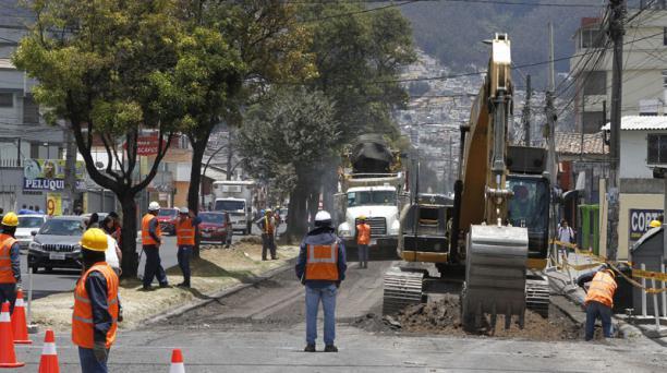 Las mejoras viales en Quito se cobrarán con el impuesto predial