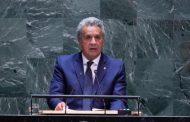 Moreno pide a la ONU buscar una salida definitiva para la crisis de Venezuela