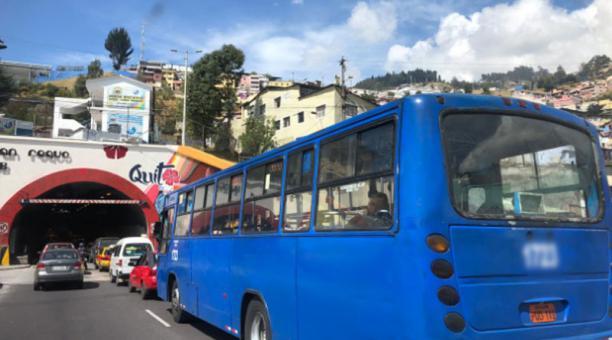 Municipio de Quito sancionará a choferes que no circulen este lunes 7 de octubre