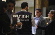 La CIDH escucha al Gobierno y a organizaciones tras el paro