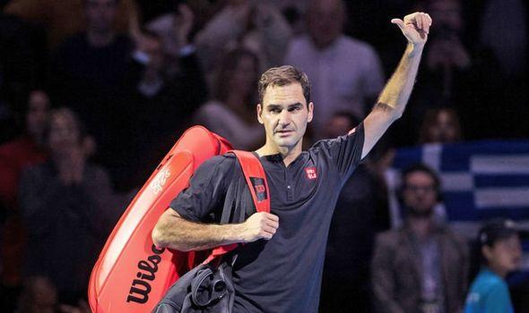 Roger Federer se impuso a Alexander Zverev en el Coliseo Rumiñahui
