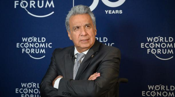 Moreno se pronunció sobre posible demanda internacional por paro de octubre