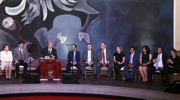 Comisión Internacional de Lucha Contra la Corrupción va a paso lento