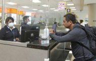 En el aeropuerto de Quito hubo más control a viajeros por el coronavirus