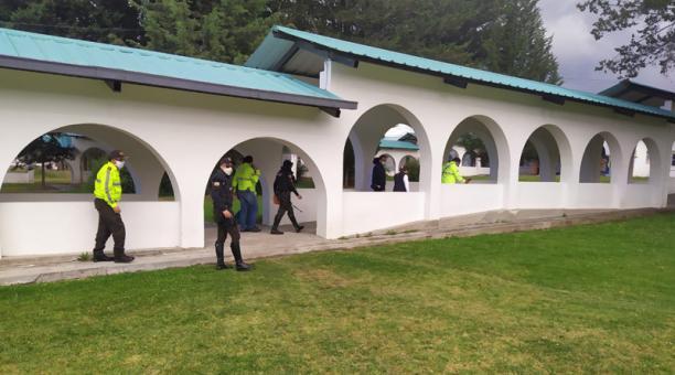 Jefe financiero del Hospital Julio Endara fue capturado por policías