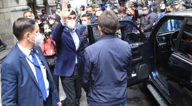 El Gobierno de Moreno tendrá un cuarto Vicepresidente para diez meses