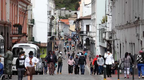 El COE nacional analiza focalizar las restricciones en los sectores más críticos de Quito