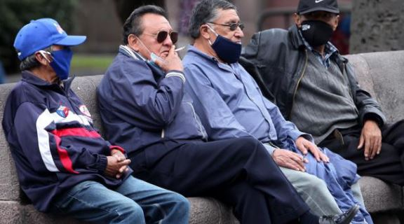En Quito, el aumento de contagios complica a hospitales