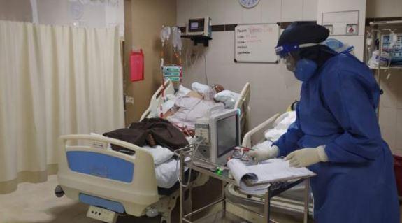 Dificultad respiratoria es señal de necesidad de hospitalización por covid