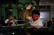 Evo Morales: 'Ahora vamos a devolver la dignidad y la libertad al pueblo'