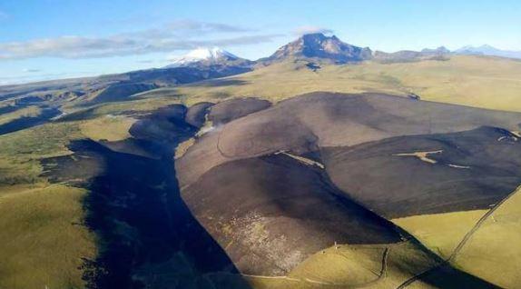 La llegada del invierno se retrasa en Quito