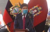 Cinco temas ocuparon el discurso del Alcalde de Quito en la Sesión Solemne