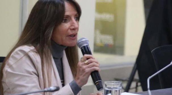 Caridad Vela dice que el presidente Lenín Moreno respalda 'cien por ciento' al Ministro de Salud