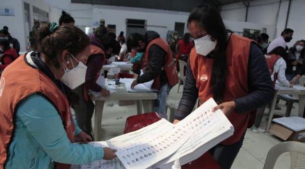 Finanzas garantiza recursos para el reconteo de votos en elecciones presidenciales