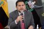 Moreno sobre el proceso de transición con el presidente electo Guillermo Lasso: 'La mesa no queda servida'