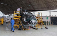 Tres helicópteros Dhruv serán vendidos, confirma Ministro de Defensa